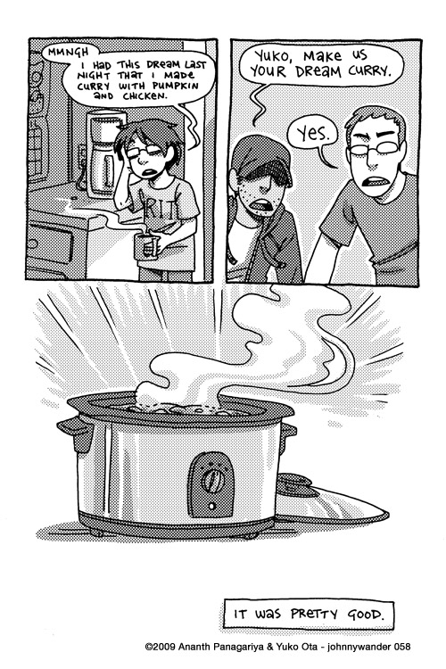058 - REM cooking