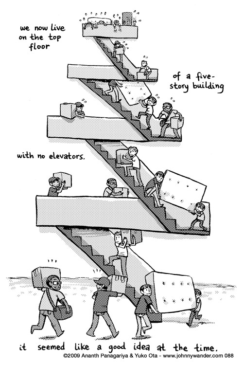 088 - stairs forever