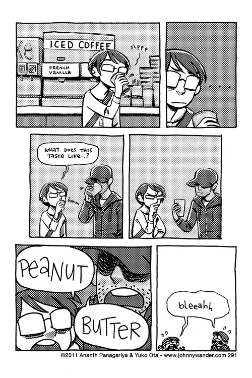 291 - peanut blarghr