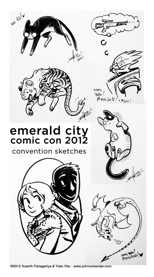 ECCC 2012 sketches