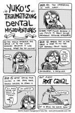 138 - yuko&#039;s traumatizing dental misadventures 1